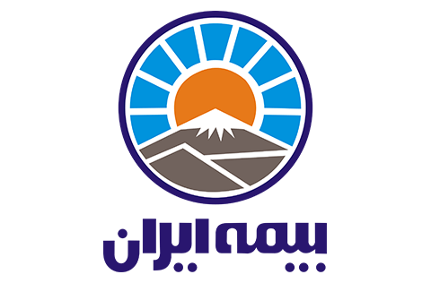 Iran Insurance Logo LimooGraphic